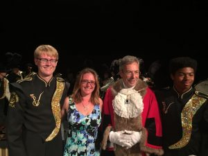 Verrado Band receives an invitation to the London new years parade. Photo Credit: Chase Hunter