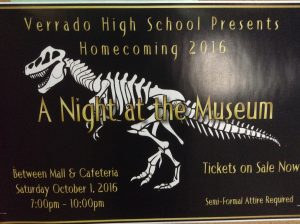 Verrado High School Homecoming