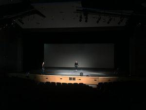 Auditorium of Verrado High School where Celebration of the Arts will take place. (Photo by: Kari Sundin