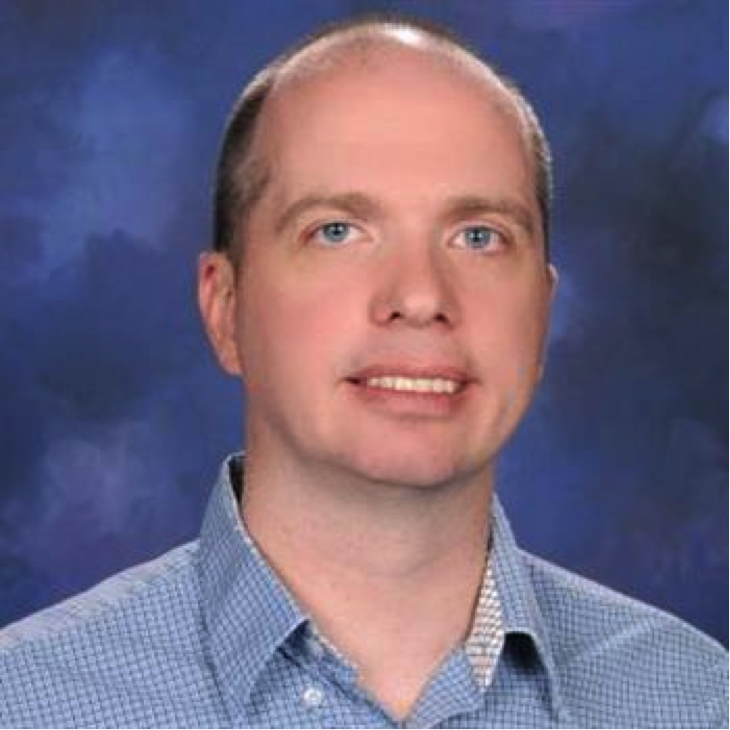 Mr. Gardner from the 2017-2018 school year pictures. Credits to Verrado High School.