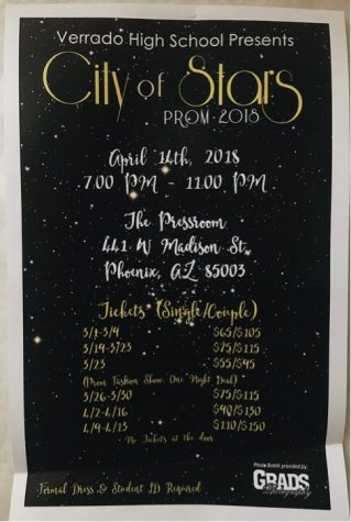 "This year's prom theme, ""City of Stars"", was revealed at an assembly for the juniors and seniors on Friday, February 23. There were many different reactions to the theme, but many students look forward to this year's prom. Photo credit to Kayla Wilson."