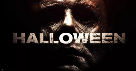 Poster for the 2018 film Halloween, courtesy of Deadcentral.
