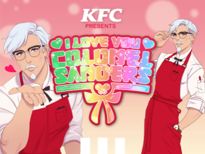 New Video Game Lets You Date KFC's Colonel Sanders