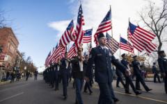 Colorado Springs annual Veteran's Day Parade.
