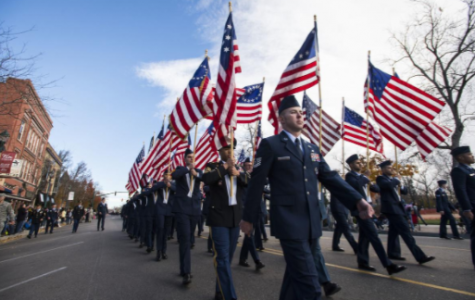 Colorado Springs annual Veteran's Day Parade.