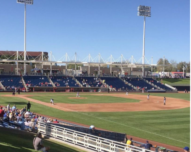 Arizona Spring Training Fans are in Luck
