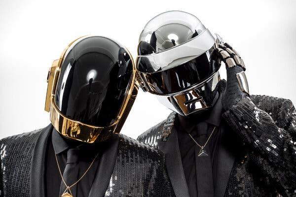 Daft Punk: Human After All
