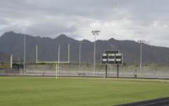 Verrado football field