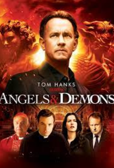 Angels and Demons: A Puzzle-Solving Classic