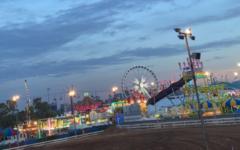 AZ State Fair Ferris Wheel